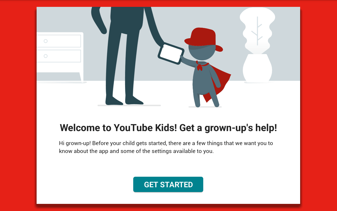Tutorial Introduction of Youtube Kids